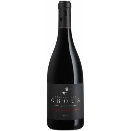 Herdade dos Grous Moon Harvested Rotwein 2015