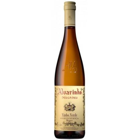 Alvarinho Deu La Deu Weißwein