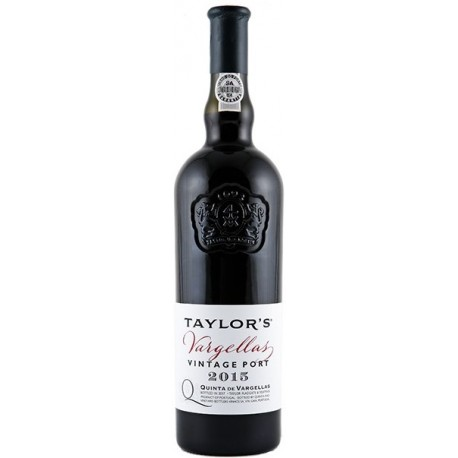 Taylors Vargellas Vintage Port 2015 75cl