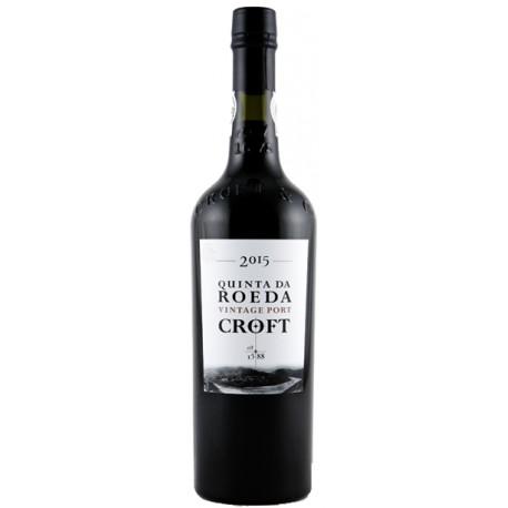 Croft Quinta da Roeda Vintage Port 2015 75cl