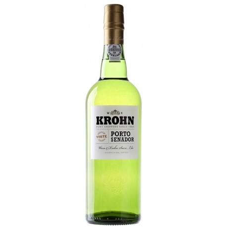 Porto Krohn Blanc 75cl