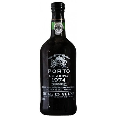 Colheita Porto Real Companhia Velha 1974 75cl