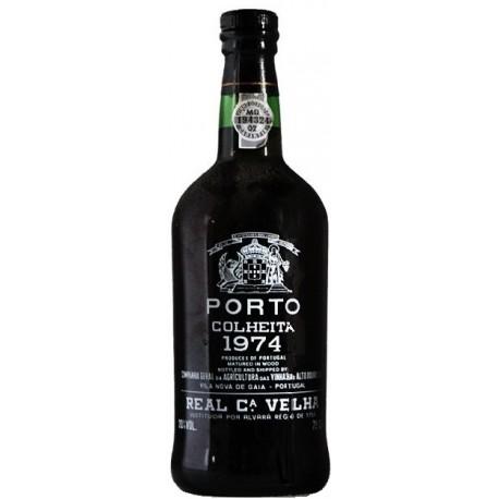 Porto Colheita 1974 Real Companhia Velha 1974 75cl