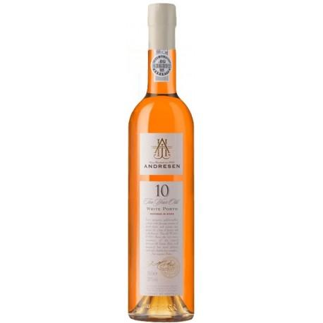 Weißer Portwein Andresen 10 Jahre 50cl