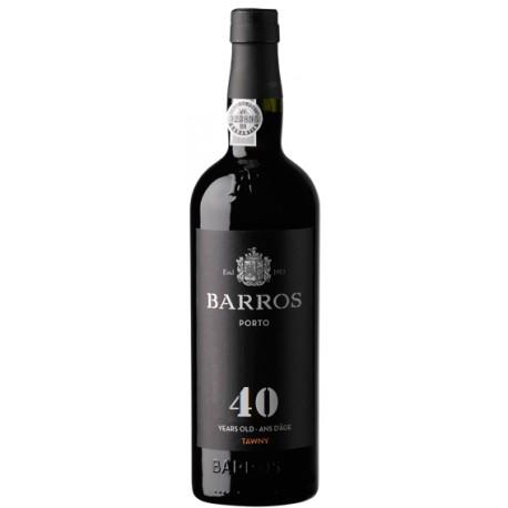 Barros Porto 40 Ans 75cl