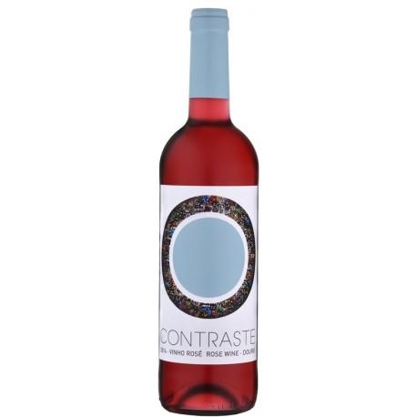 Contraste Rose Wine 2016 75cl