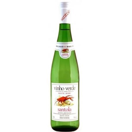 Santola Green White Wine
