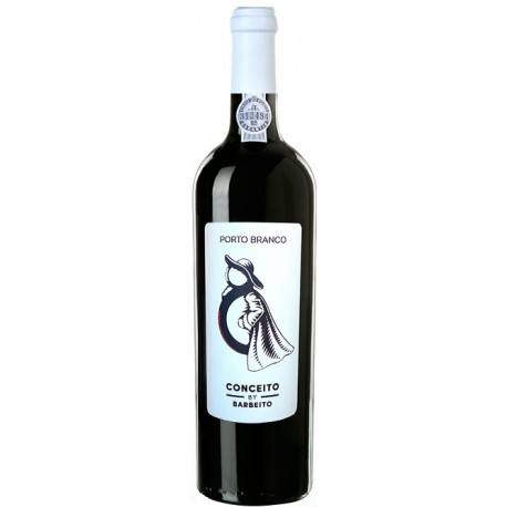 Conceito by Barbeito Weißer Portwein 50cl