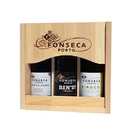 Miniaturas Porto Fonseca 3 x 5cl