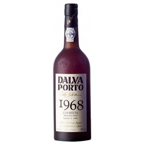 Dalva Colheita Tawny Port 1968