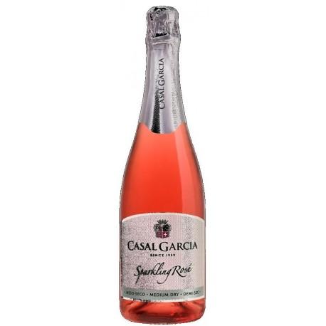 Casal Garcia Rose Sparkling Wine 2013 75cl