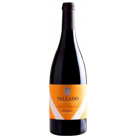 Quinta do Vallado Superior Red Organic Wine