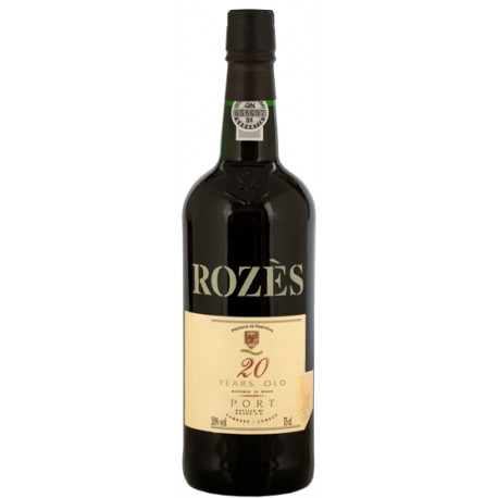 Porto Rozes 20 Ans Tawny