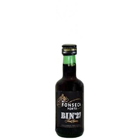 Portwein Miniatur Fonseca Bin 27