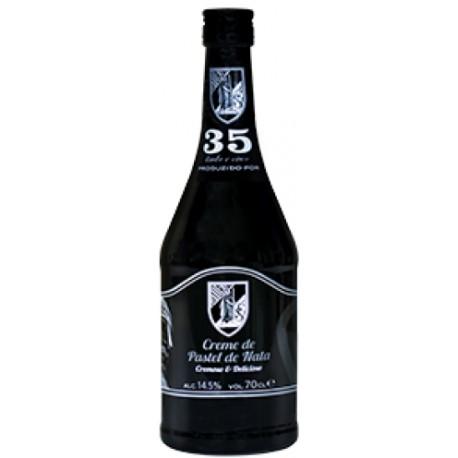 Licor 35 Pastel Nata Vitória de Guimaraes 70cl