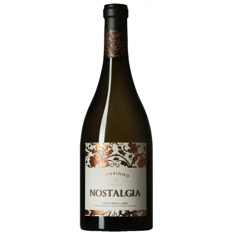 Nostalgia Alvarinho 10 Brarricas Weißwein