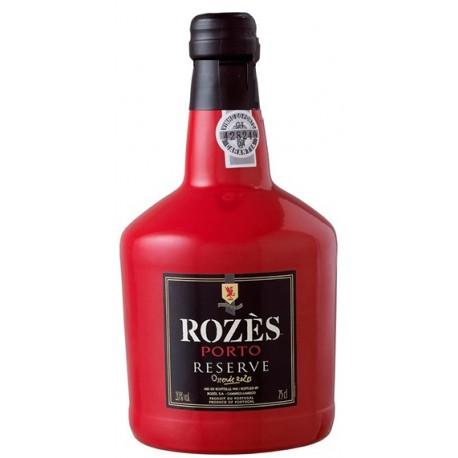 Rozès Porto Reserve Ruby Rote Flasche