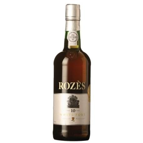 Rozès Porto 10 Jahre Alt Weiß