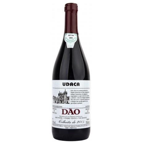 Udaca Colheita Red Wine