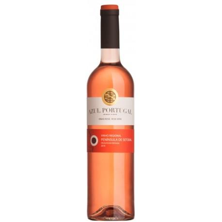 Azul Portugal Peninsula de Setubal Rosé Wine