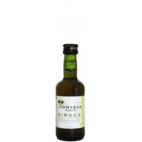 Port Miniaturflasche Siroco Weiß Extra Trocken Portwein
