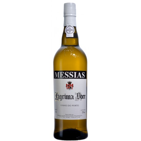 Messias Lágrima Doce White Port