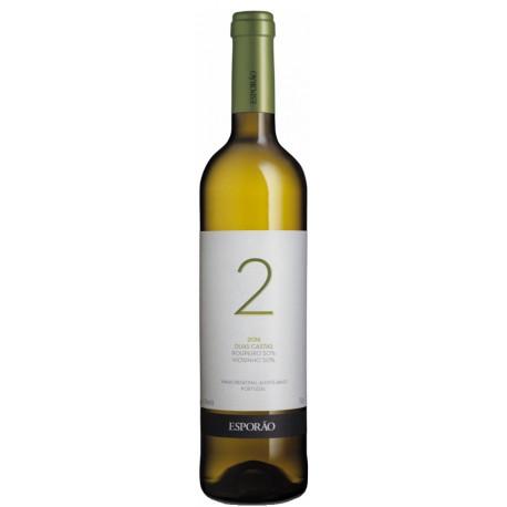 Esporao 2 Casta Weißwein