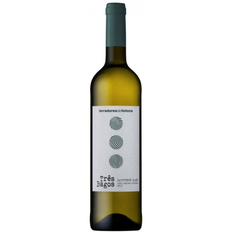 Tres Bagos Sauvignon Blanc Vinho Branco