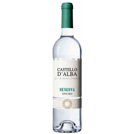 Castello D'Alba Reserve Weißwein