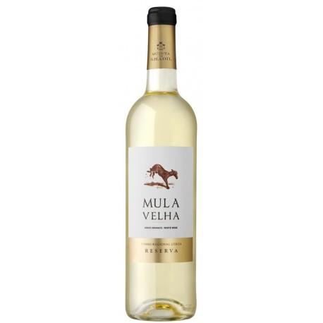 Mula Velha Reserva Vinho Branco