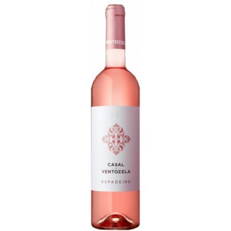 Casal de Ventozela Espadeiro Rose Wein