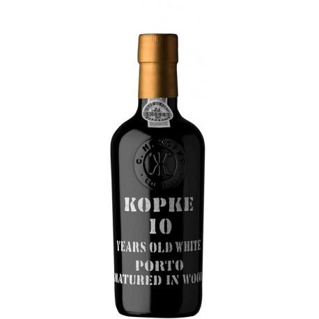 Kopke 10 Jahre Alten Weißer Portwein