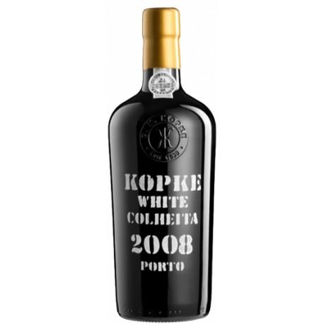 Kopke Colheita Weißer Portwein 2008