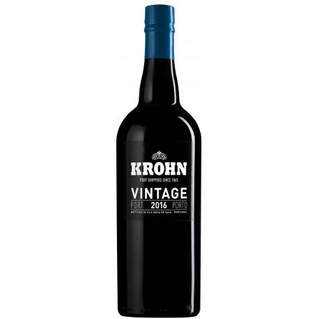 Krohn Porto Vintage 2016