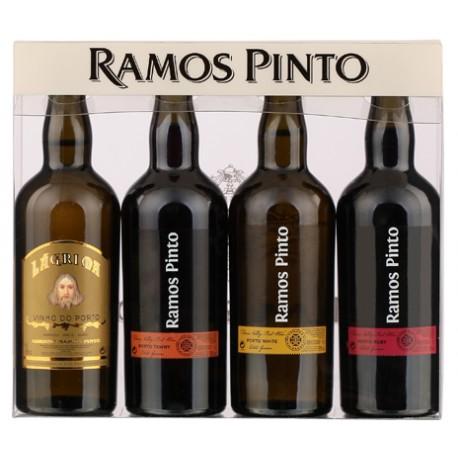 Port Miniatures Ramos Pinto 4 x 9cl