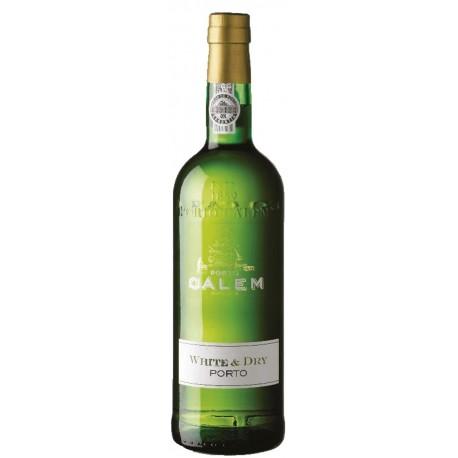 Calem Weißer Trockener Portwein
