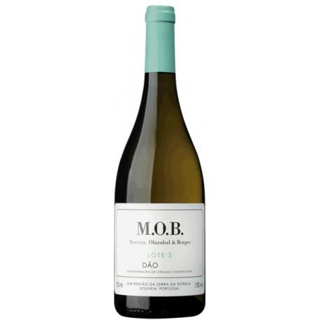 Quinta do Corujão M.O.B. Lote 3 Vinho Branco