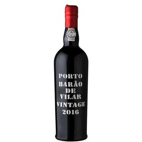 Barão de Vilar Vintage Portwein 2016