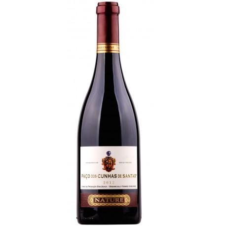 Paço dos Cunha de Santar Nature Red 2012 Organic Wine