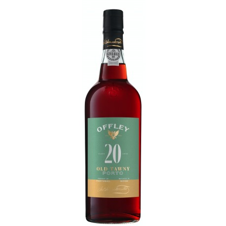 Offley Port 20-Year-Old Tawny 75cl