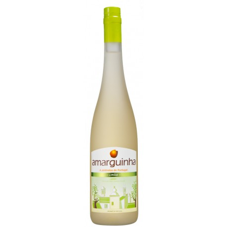 Likör Mandel Amarguinha Zitrone 70cl