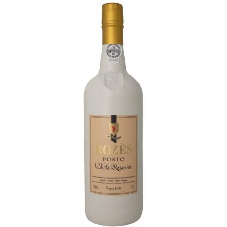 Rozès Porto Reserve Weiße Flasche