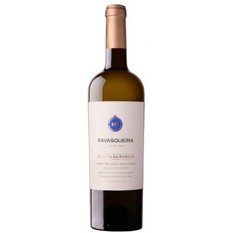 Monte da Ravasqueira Reserva da Familia Vin Blanc