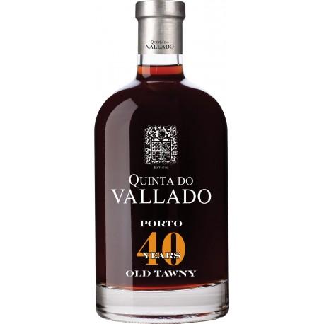 Quinta do Vallado 40 Years Old Tawny Port