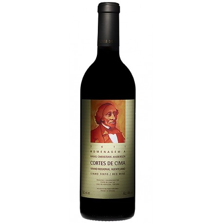 Cortes de Cima Homenagem a Hans Christian Andersen Red Wine