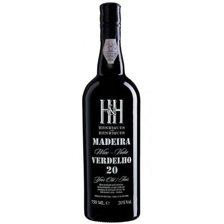 Henriques & Henriques Verdelho 20 Year Old Madeira