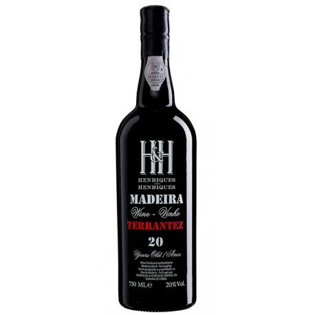 Henriques & Henriques Terrantez 20 Anos Madeira