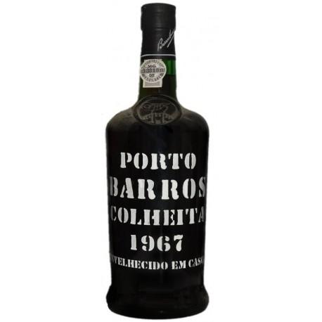 Barros Colheita Tawny Port 1967