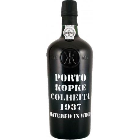kopke Colheita Port 1937