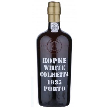 Kopke Colheita White Port 1935